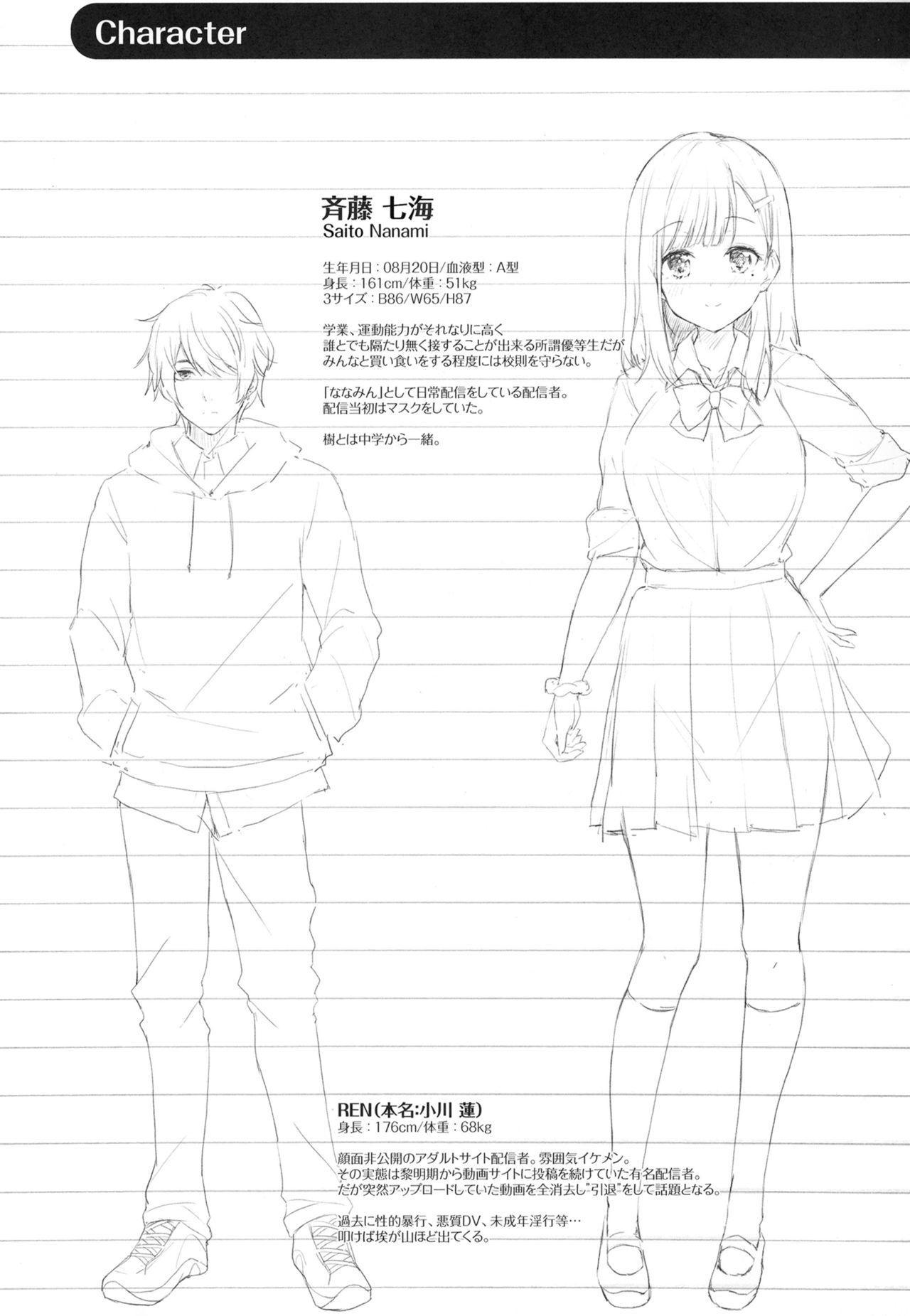 JK Nanami no Haishin Jijou 22