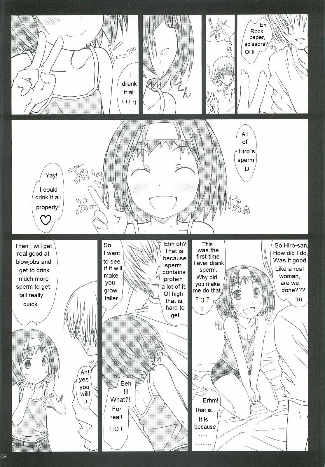 """""""Karada"""" no Himitsu. 6"""