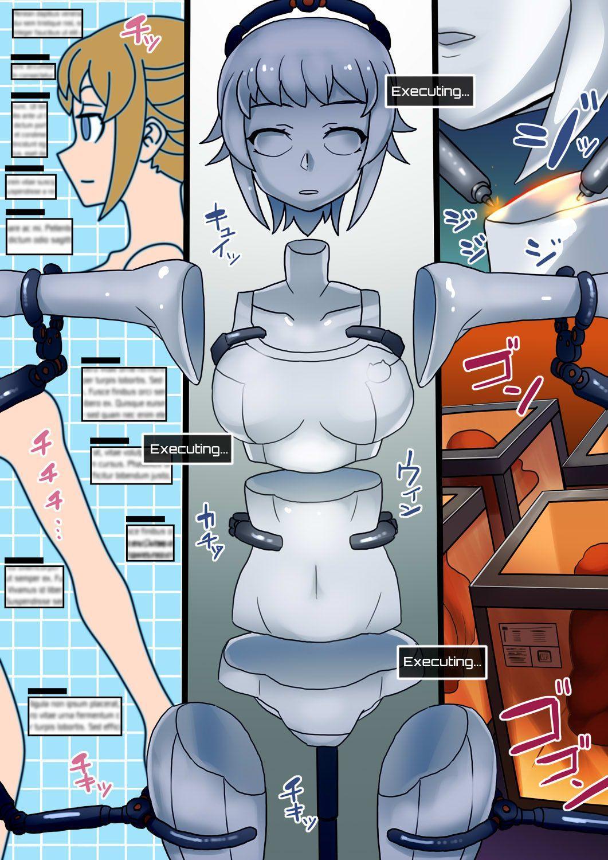 [581] Hoshino Fumina no Pla Model-ka・Another | Hoshino Fumina's Plastic Model-ization・Another (Gundam Build Fighters Try) [English] 7