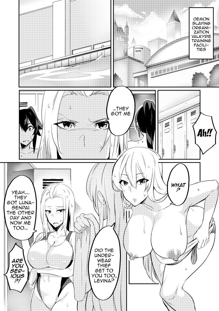 [Hatoba Akane] Demon Slaying Battle Princess Cecilia Ch. 1-8   Touma Senki Cecilia Ch. 1-8 [English] {EL JEFE Hentai Truck} 26