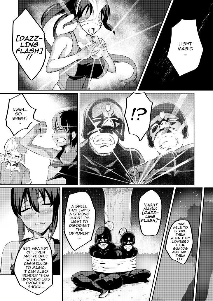 [Hatoba Akane] Demon Slaying Battle Princess Cecilia Ch. 1-8   Touma Senki Cecilia Ch. 1-8 [English] {EL JEFE Hentai Truck} 41