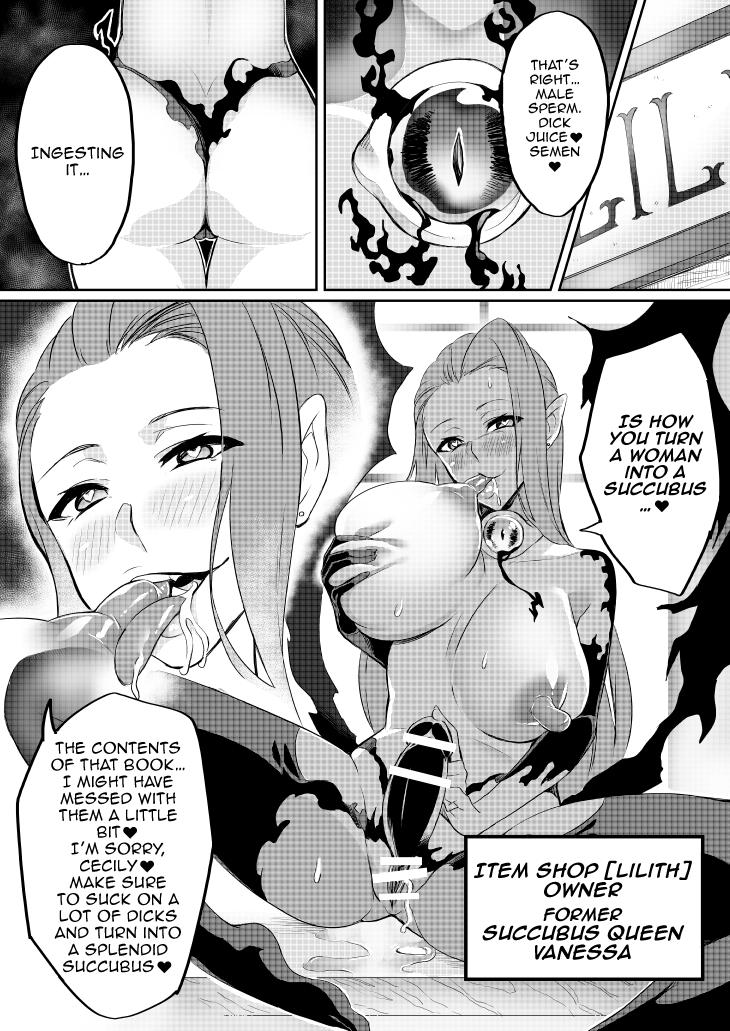 [Hatoba Akane] Demon Slaying Battle Princess Cecilia Ch. 1-8   Touma Senki Cecilia Ch. 1-8 [English] {EL JEFE Hentai Truck} 46