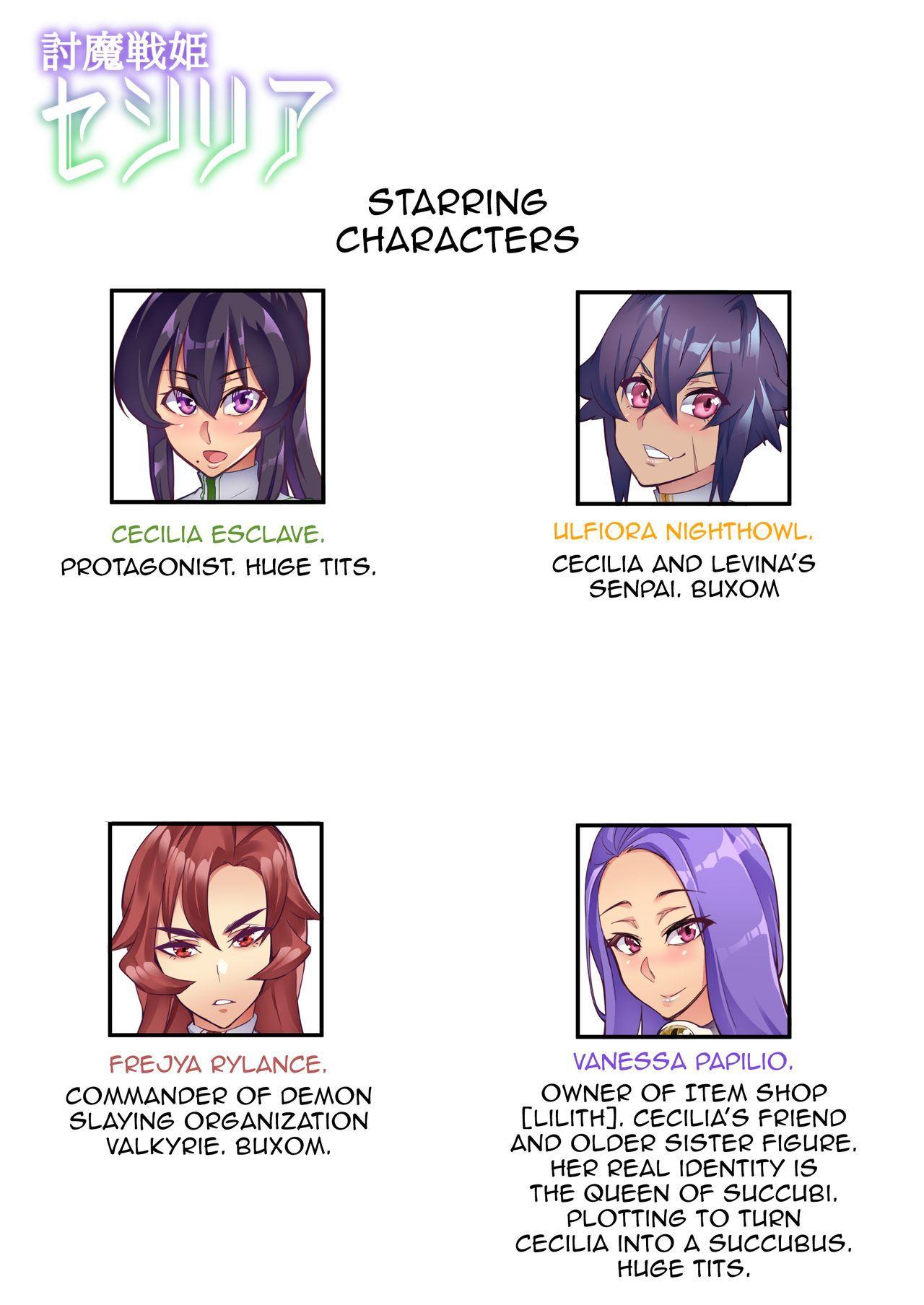 [Hatoba Akane] Demon Slaying Battle Princess Cecilia Ch. 1-8   Touma Senki Cecilia Ch. 1-8 [English] {EL JEFE Hentai Truck} 51