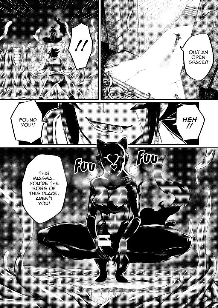 [Hatoba Akane] Demon Slaying Battle Princess Cecilia Ch. 1-8   Touma Senki Cecilia Ch. 1-8 [English] {EL JEFE Hentai Truck} 57
