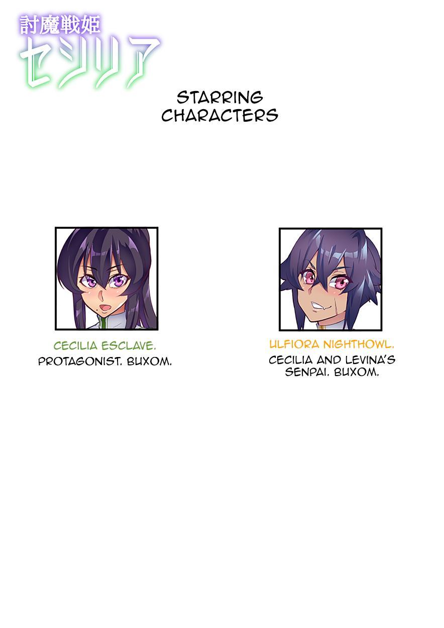 [Hatoba Akane] Demon Slaying Battle Princess Cecilia Ch. 1-8   Touma Senki Cecilia Ch. 1-8 [English] {EL JEFE Hentai Truck} 64