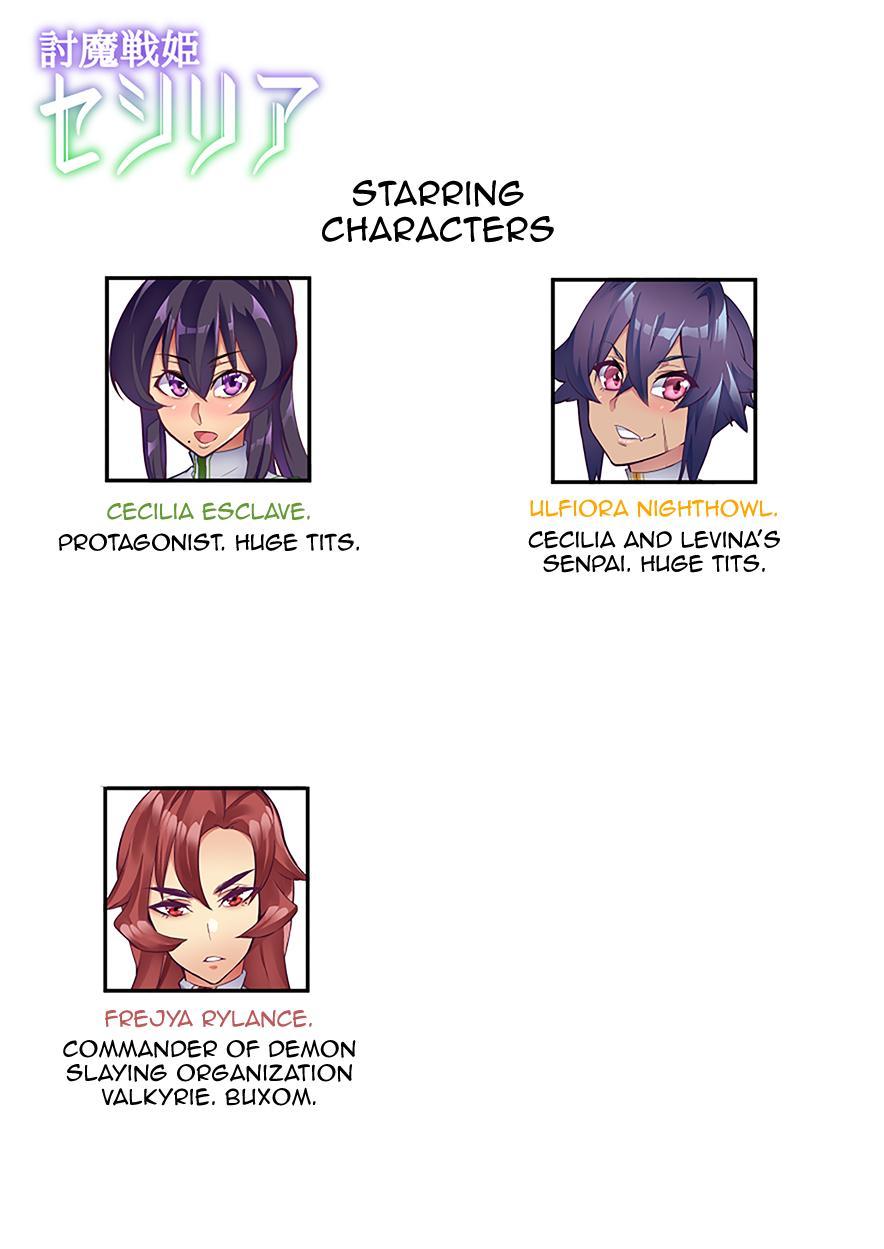 [Hatoba Akane] Demon Slaying Battle Princess Cecilia Ch. 1-8   Touma Senki Cecilia Ch. 1-8 [English] {EL JEFE Hentai Truck} 77