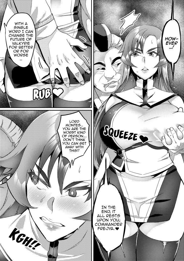 [Hatoba Akane] Demon Slaying Battle Princess Cecilia Ch. 1-8   Touma Senki Cecilia Ch. 1-8 [English] {EL JEFE Hentai Truck} 81