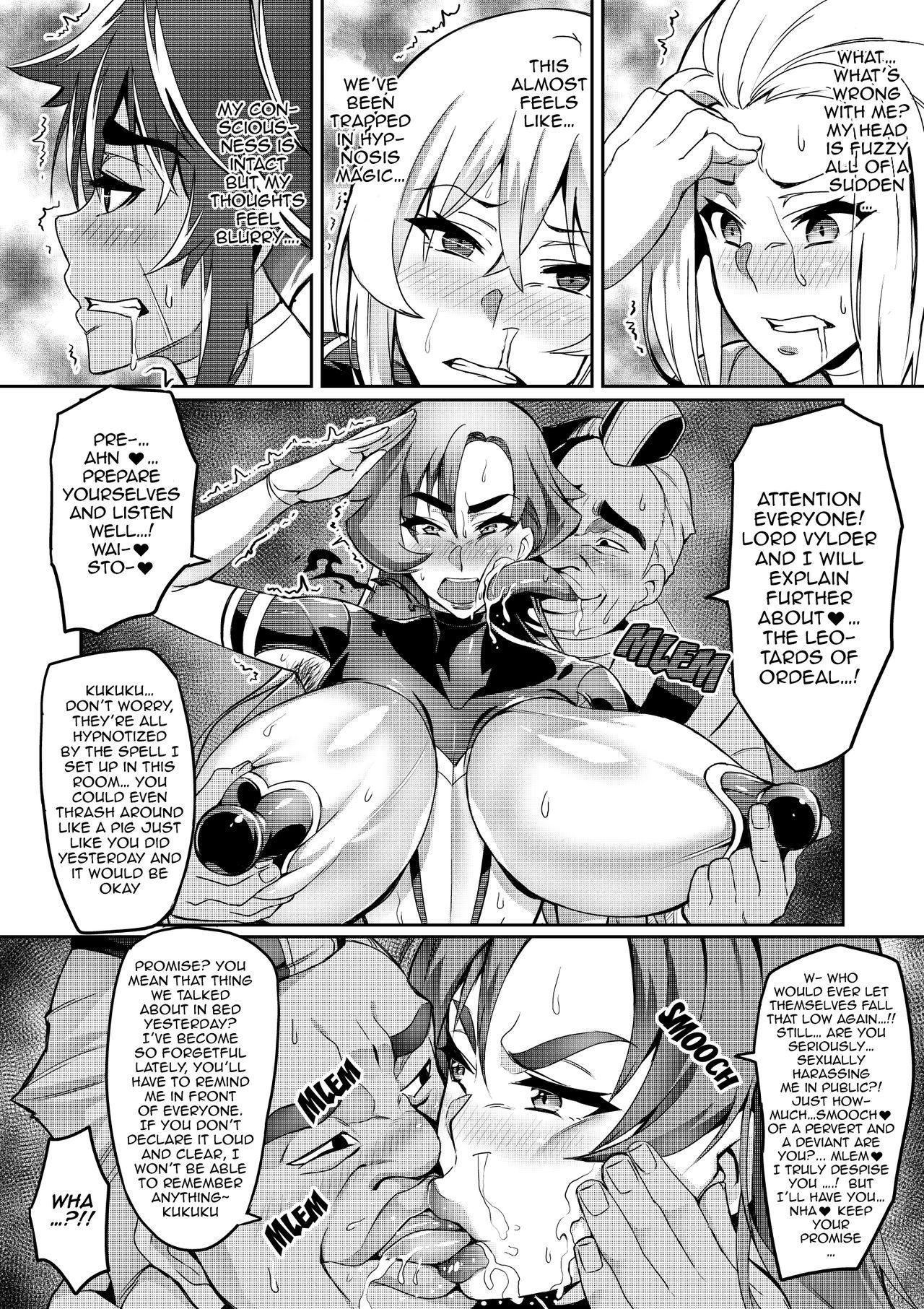 [Hatoba Akane] Demon Slaying Battle Princess Cecilia Ch. 1-8   Touma Senki Cecilia Ch. 1-8 [English] {EL JEFE Hentai Truck} 95