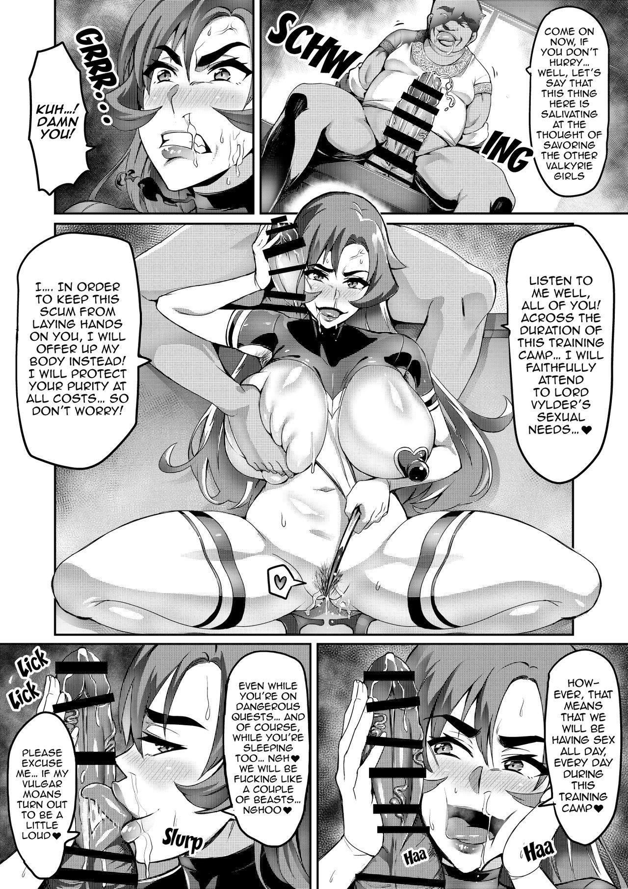[Hatoba Akane] Demon Slaying Battle Princess Cecilia Ch. 1-8   Touma Senki Cecilia Ch. 1-8 [English] {EL JEFE Hentai Truck} 96