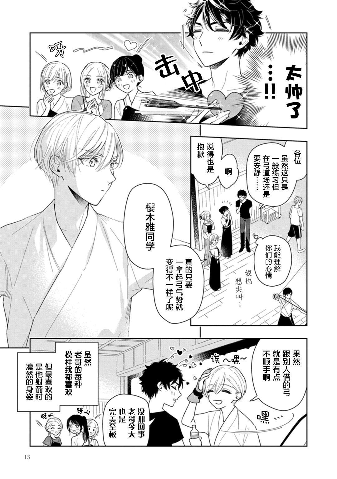 Aniki no ichiban Oishii Tokoro   老哥最可口的部位 act.1 14