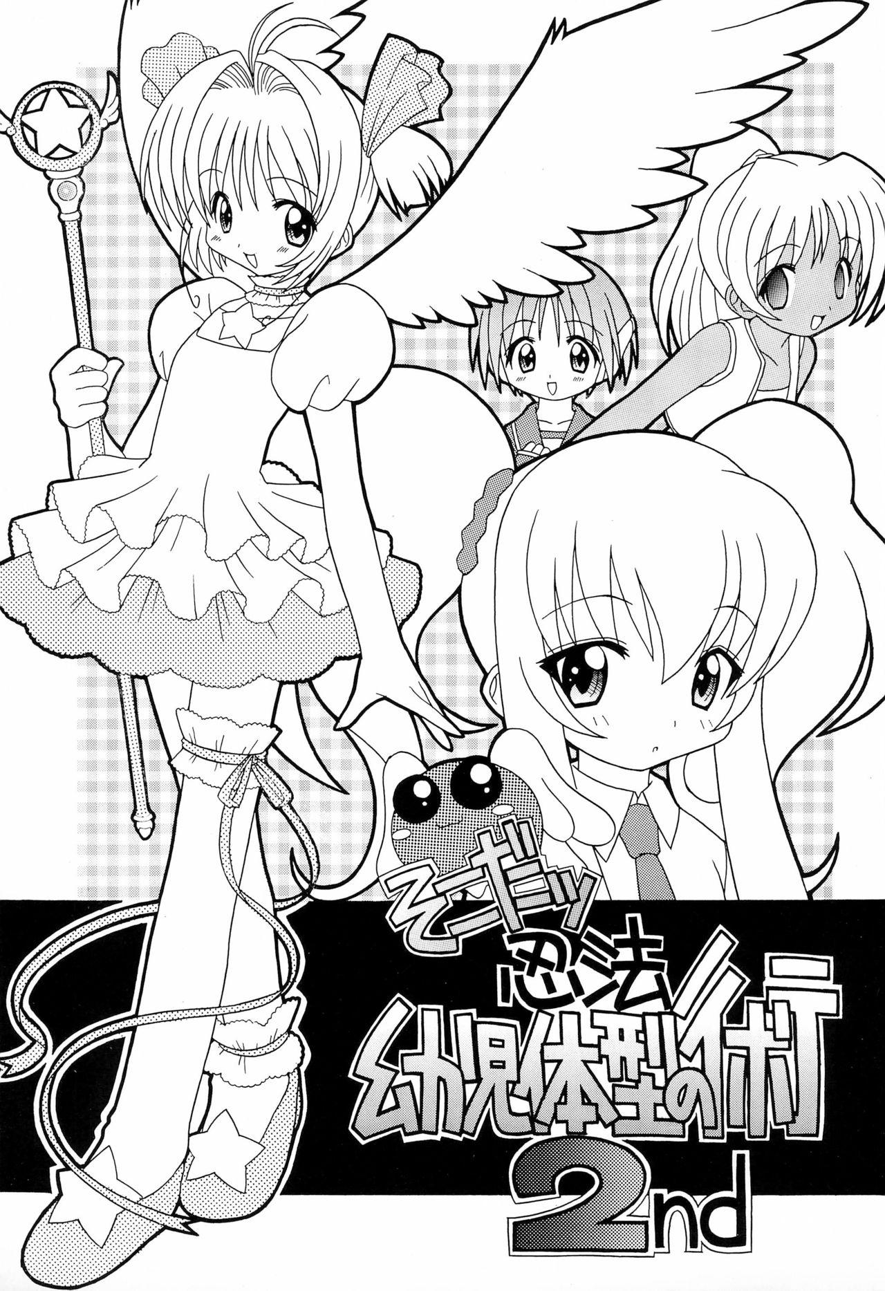 Soko da! Ninpou Youji Taikei no Jutsu 2nd 0