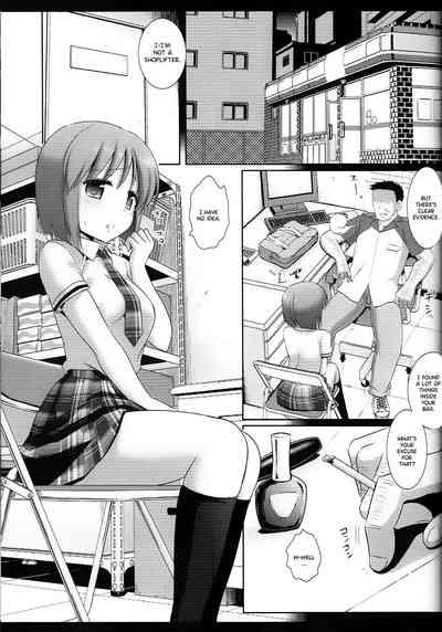 Idol Ryoujoku 8 Hagiwara Yukiho Manbiki Rape 4