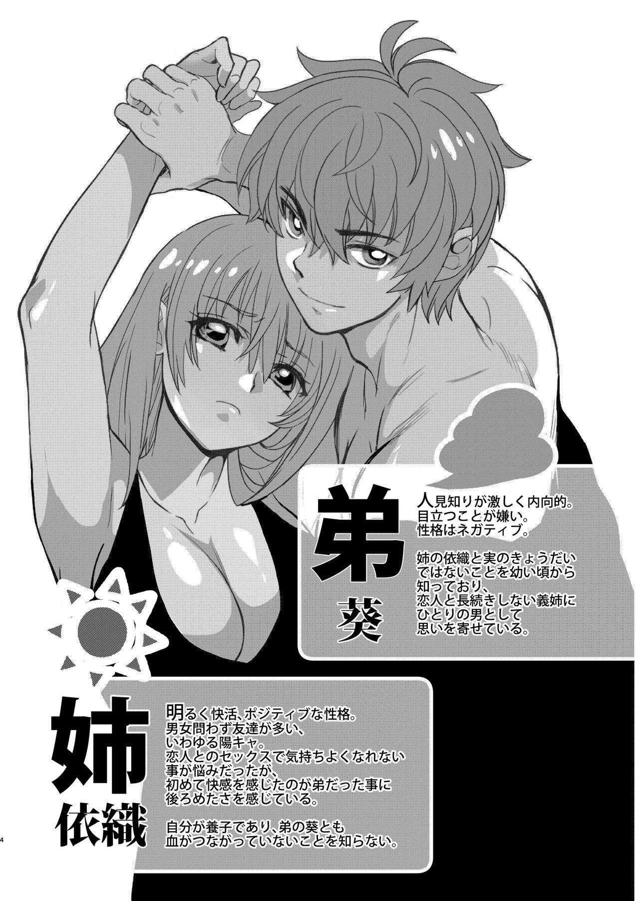 InCha Otouto ga YouCha Aneki o Netoru made 2 2