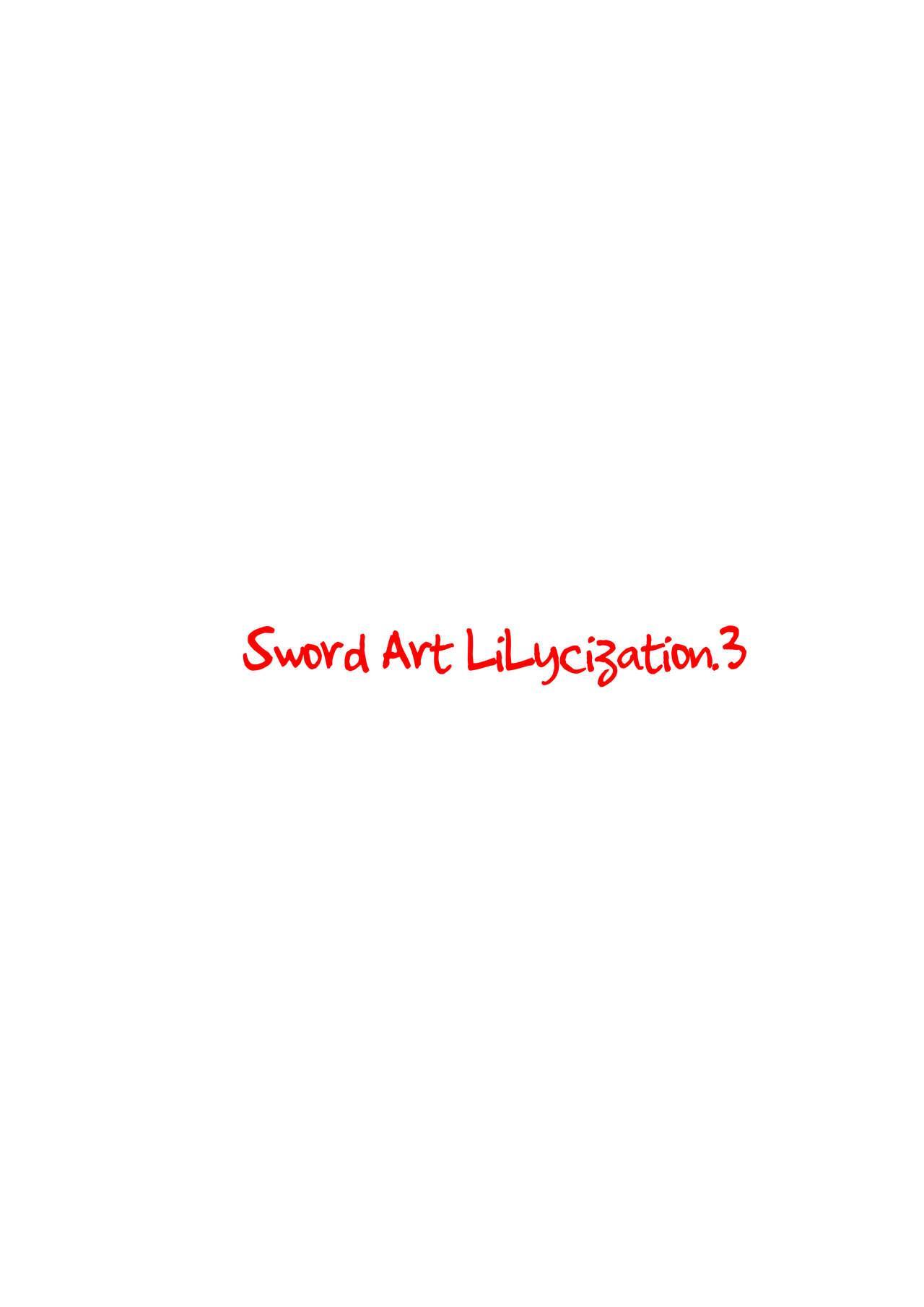 Sword Art Lilycization.3 1