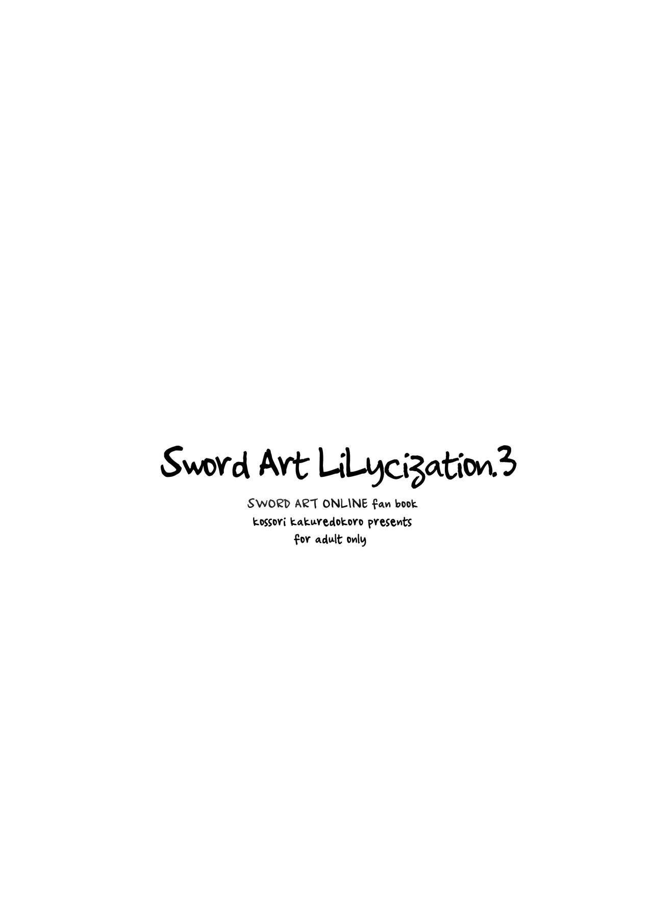 Sword Art Lilycization.3 19
