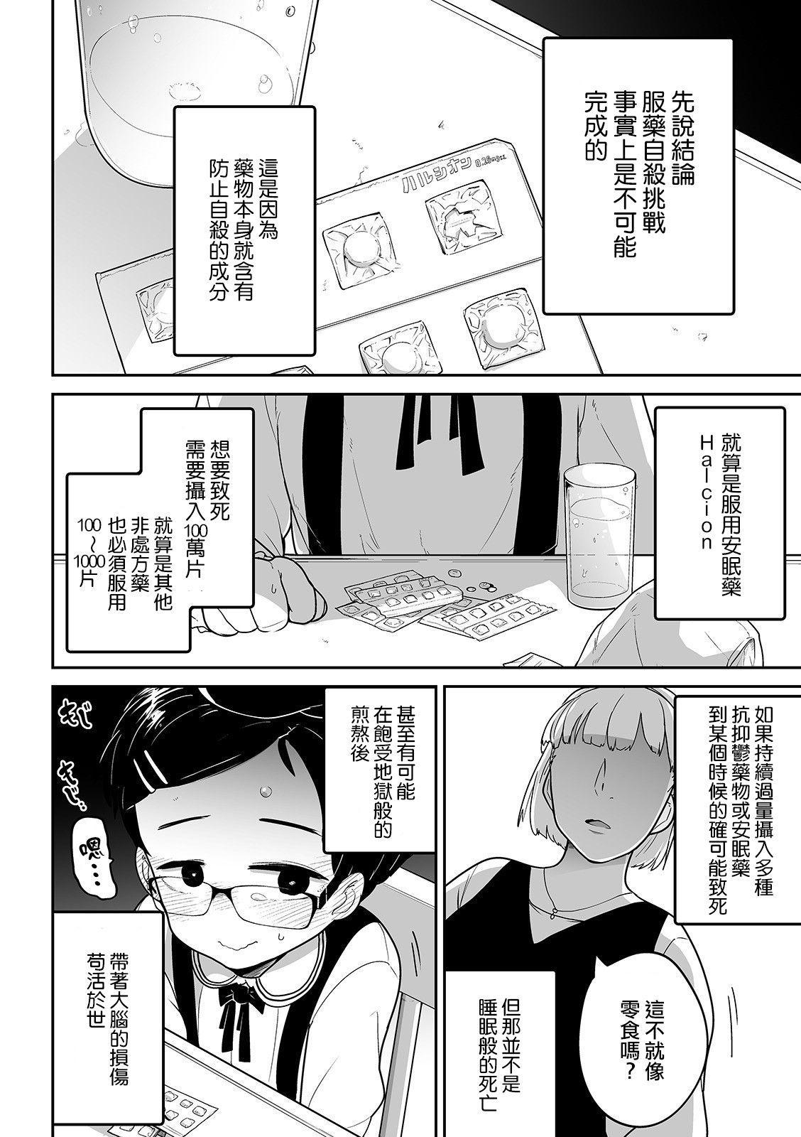 Jisatsu Challenge   自殺挑戰 10