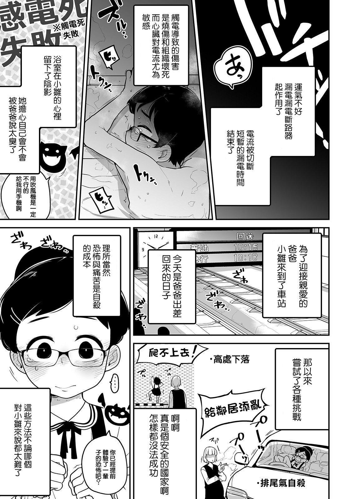 Jisatsu Challenge   自殺挑戰 21