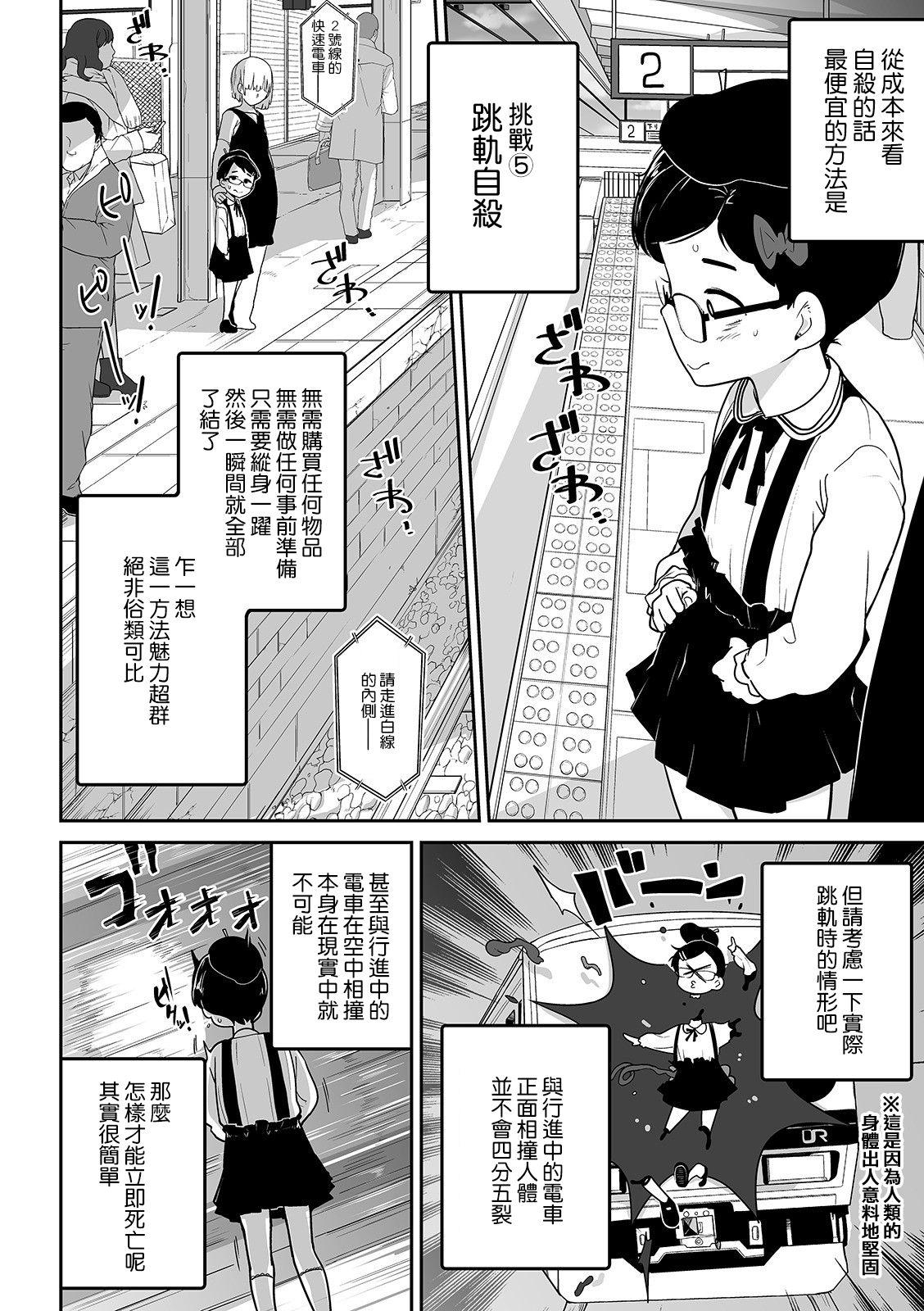 Jisatsu Challenge   自殺挑戰 22