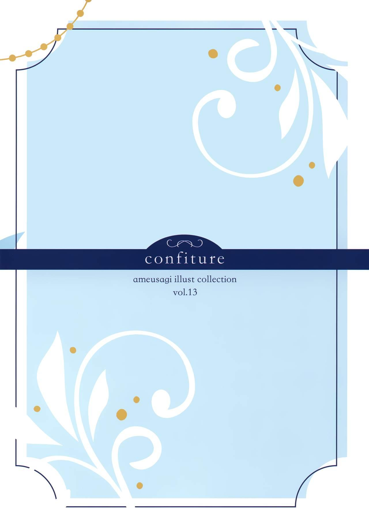 confiture ameusagi illust collection vol.13 12