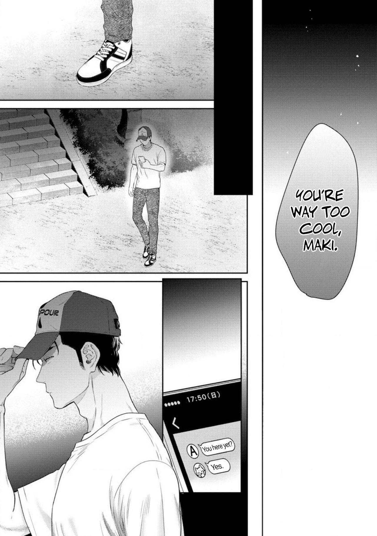 [Hiiragi Nozomu] Nakasete Yaru yo Yankee-kun   I'll Make You Cry Ch. 1-5 + Extras [English] [Digital] 111
