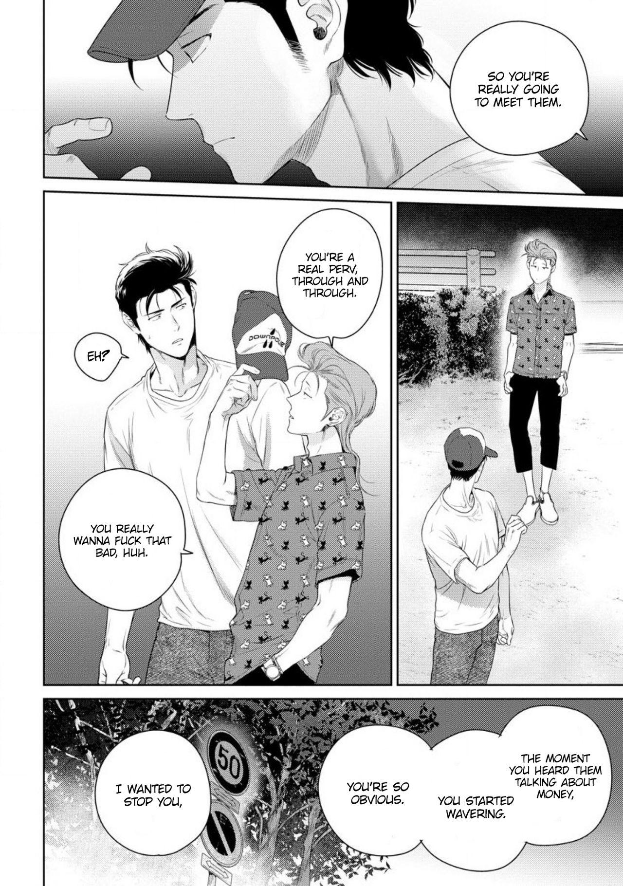 [Hiiragi Nozomu] Nakasete Yaru yo Yankee-kun   I'll Make You Cry Ch. 1-5 + Extras [English] [Digital] 112