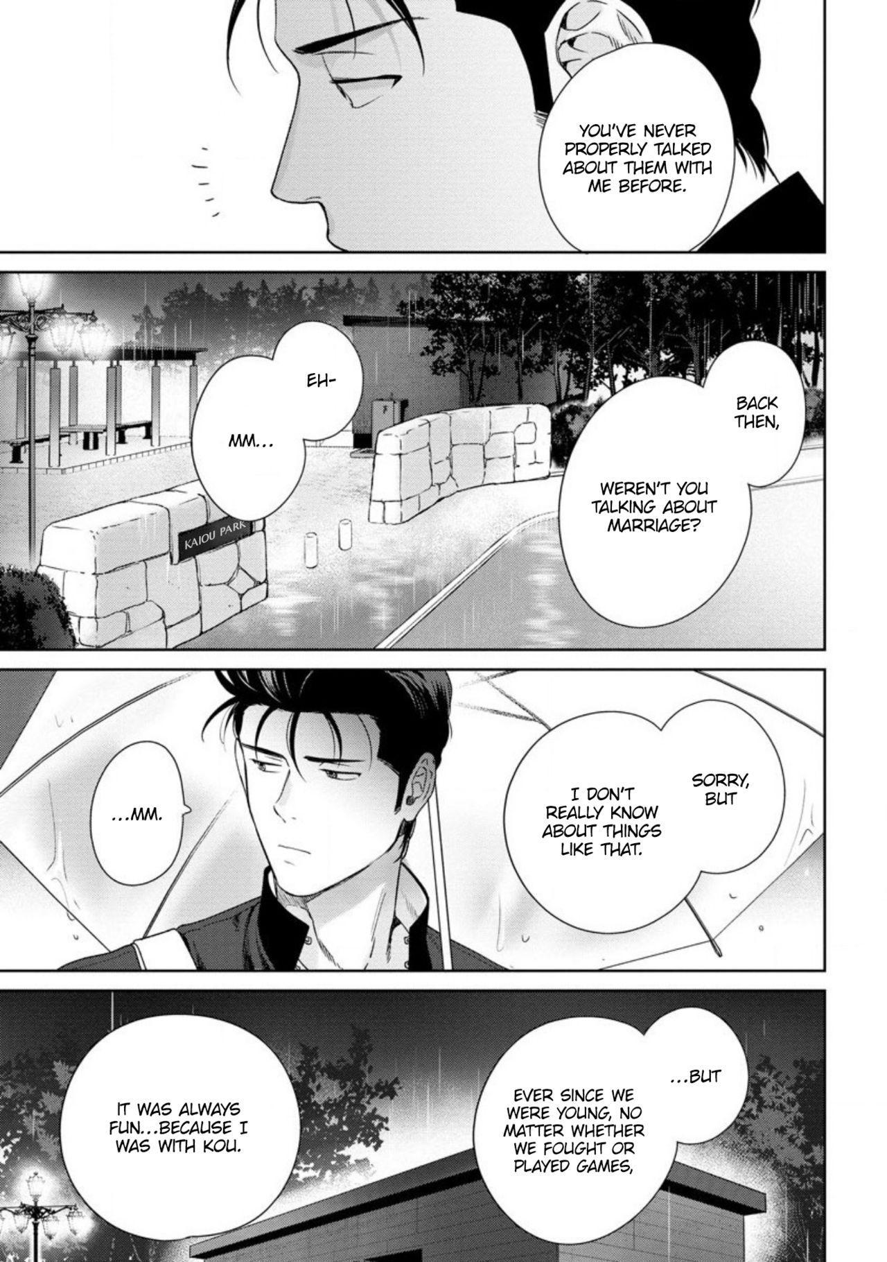 [Hiiragi Nozomu] Nakasete Yaru yo Yankee-kun   I'll Make You Cry Ch. 1-5 + Extras [English] [Digital] 171