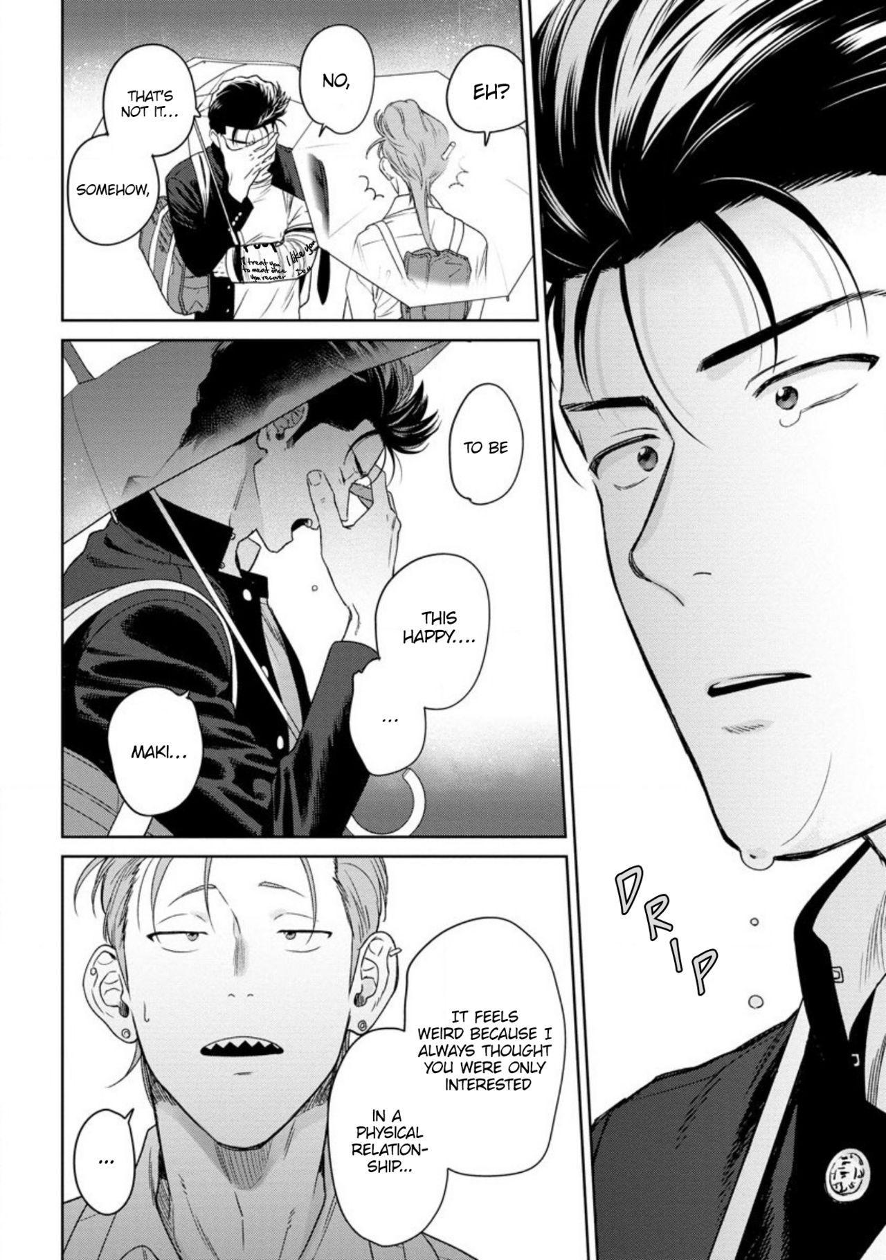 [Hiiragi Nozomu] Nakasete Yaru yo Yankee-kun   I'll Make You Cry Ch. 1-5 + Extras [English] [Digital] 174