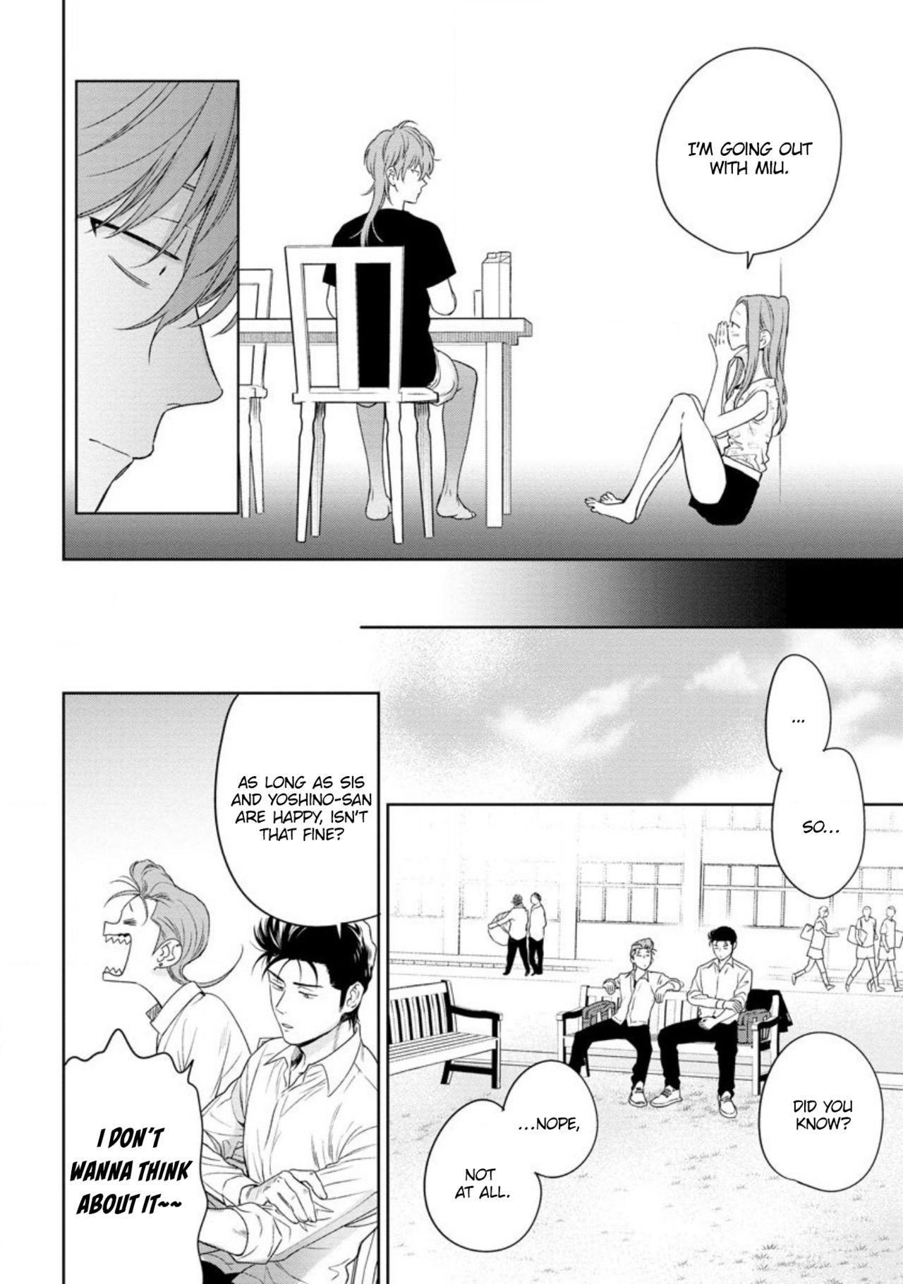 [Hiiragi Nozomu] Nakasete Yaru yo Yankee-kun   I'll Make You Cry Ch. 1-5 + Extras [English] [Digital] 186