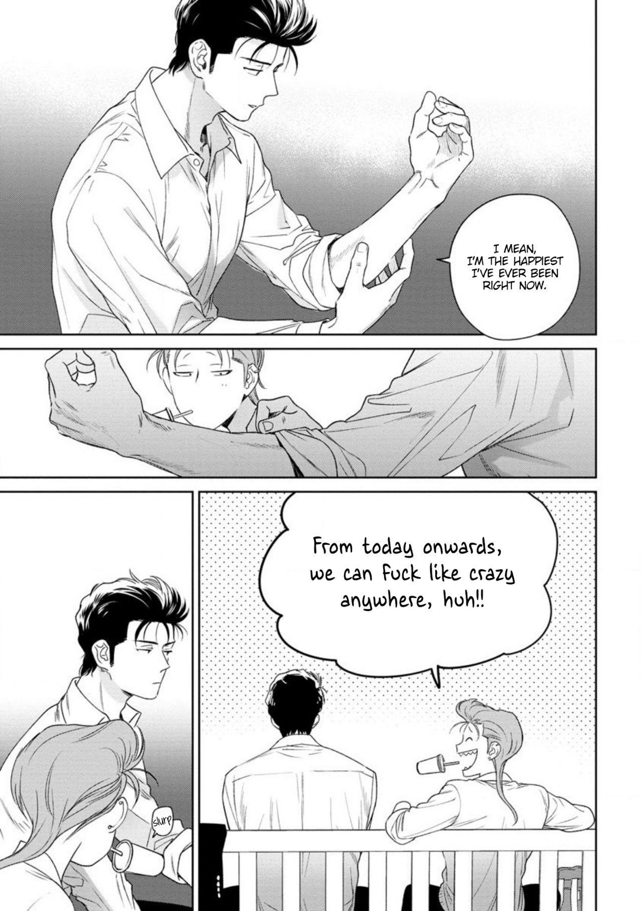 [Hiiragi Nozomu] Nakasete Yaru yo Yankee-kun   I'll Make You Cry Ch. 1-5 + Extras [English] [Digital] 187