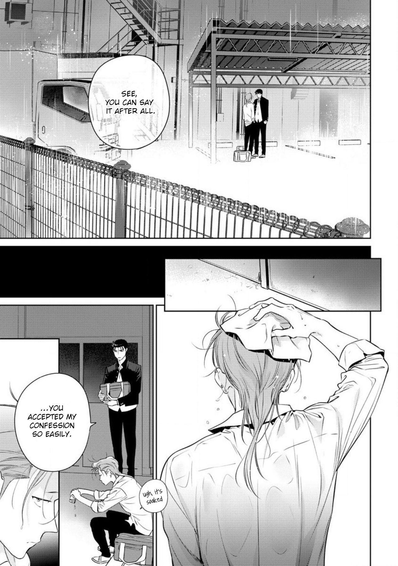 [Hiiragi Nozomu] Nakasete Yaru yo Yankee-kun   I'll Make You Cry Ch. 1-5 + Extras [English] [Digital] 35