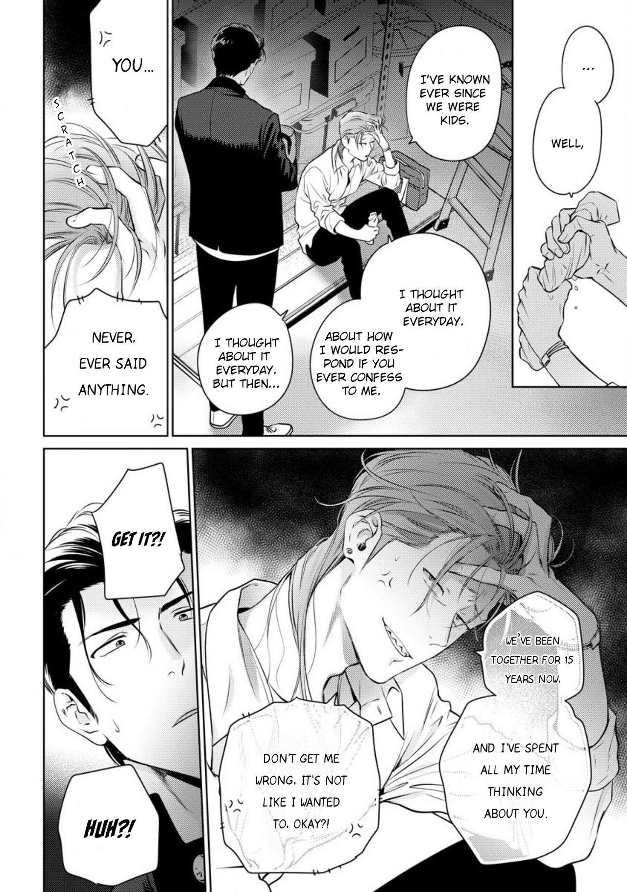 [Hiiragi Nozomu] Nakasete Yaru yo Yankee-kun   I'll Make You Cry Ch. 1-5 + Extras [English] [Digital] 36
