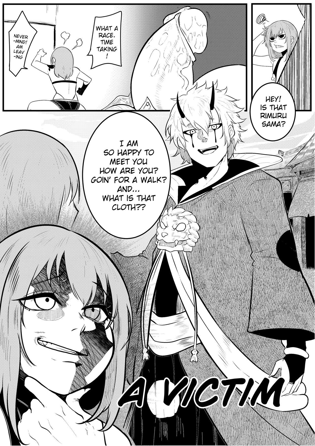 That time I got reincarnated as a bitchy slime 20