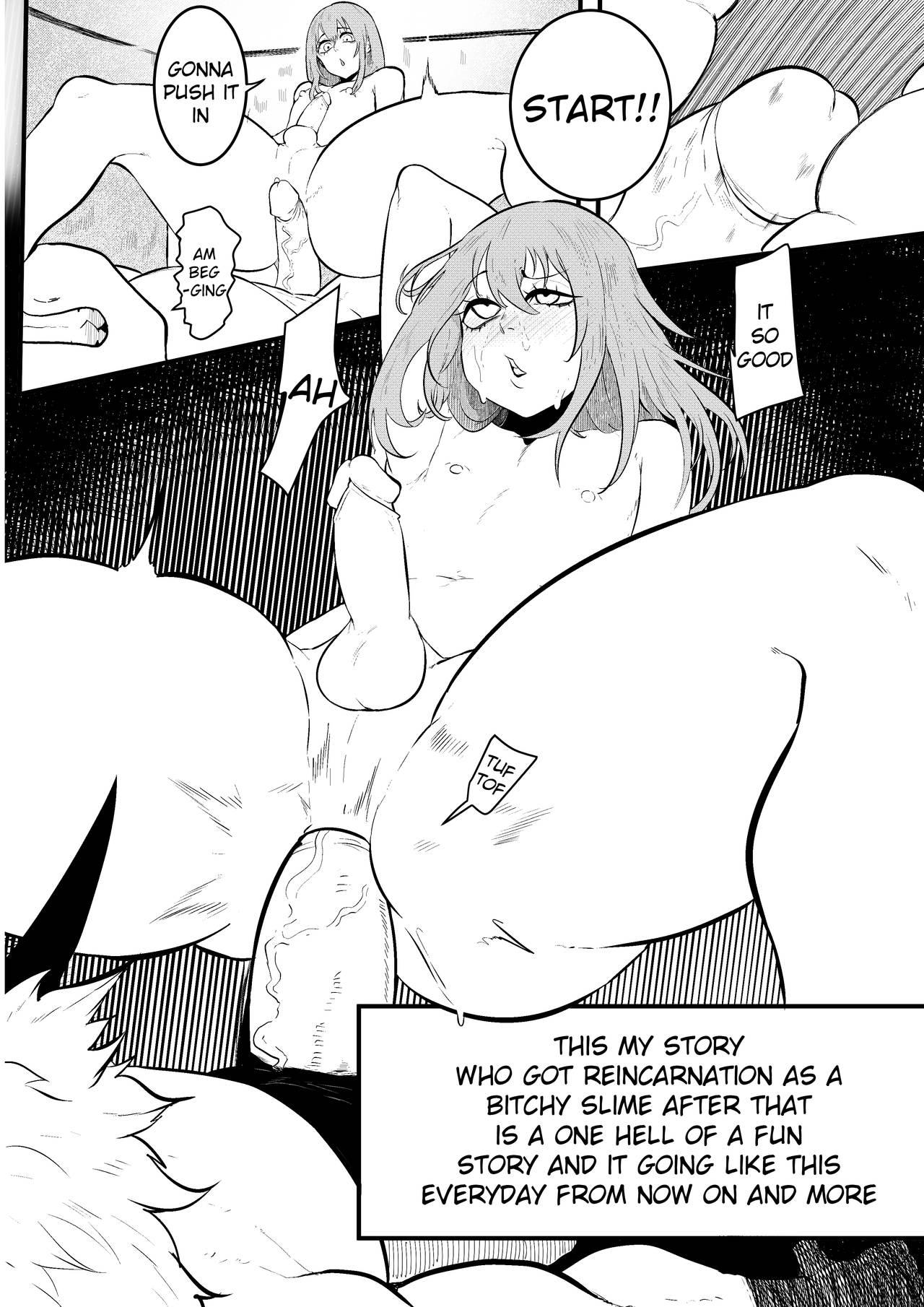 That time I got reincarnated as a bitchy slime 22