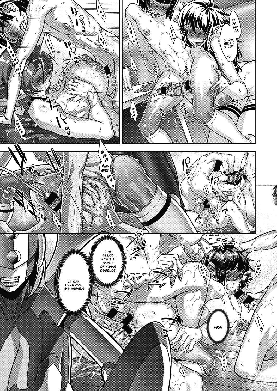 Kanjin Kaname no Akuma Gaku Ch.5 9