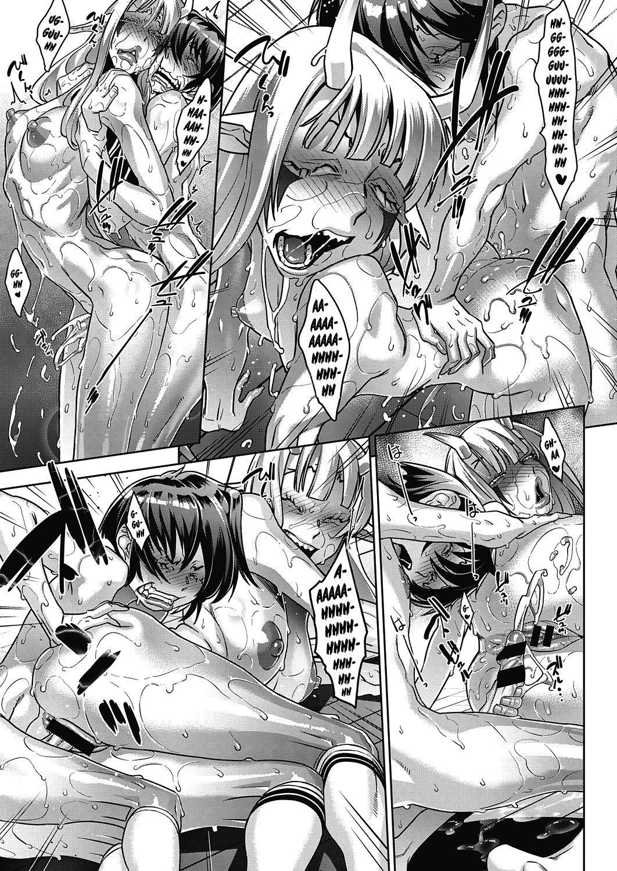 Kanjin Kaname no Akuma Gaku Ch.5 3