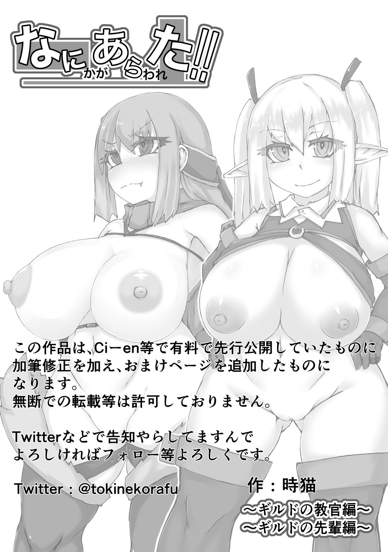 Nanika ga Arawareta! 33