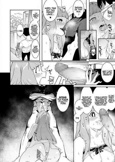 Tsukiyo Ni AishiteThe Three Thugs Edition 9