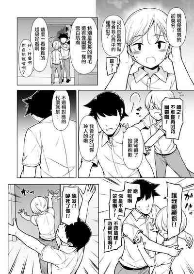 Onnappoi Boku to Kyou kara Ryou de Futarikiri 7