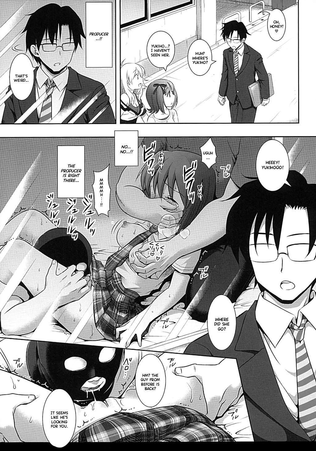 Idol Ryoujoku 17 Yukiho Magic Mirror Gou 8