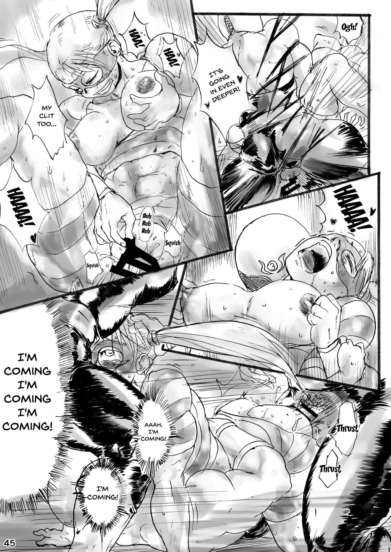 [POWERPLAY (Various)] CAPCOM (& MORE!) VS FIGHTING GIRLS Swimsuit & Gangbang Special (Various) [English] {Doujins.com} [Digital] 41