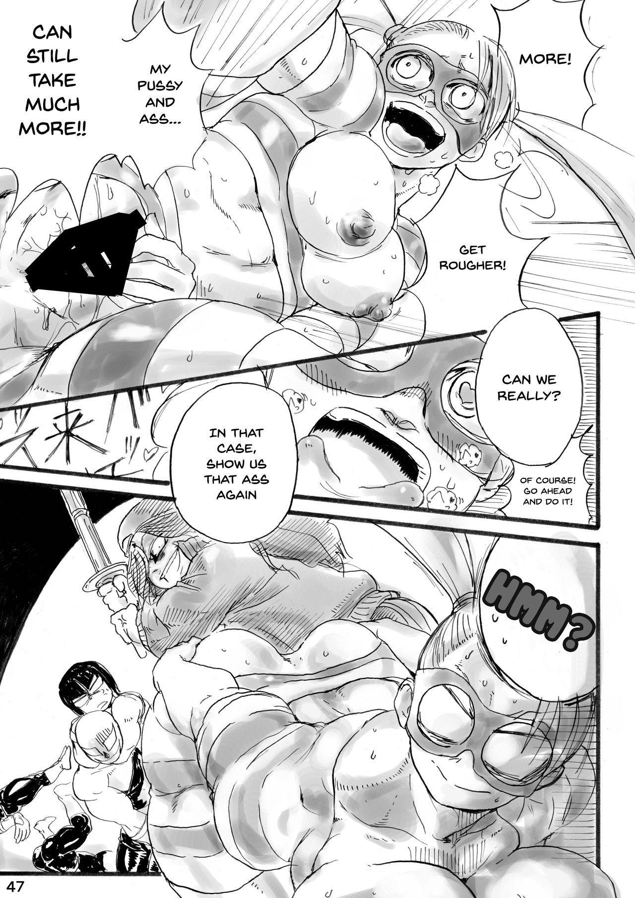 [POWERPLAY (Various)] CAPCOM (& MORE!) VS FIGHTING GIRLS Swimsuit & Gangbang Special (Various) [English] {Doujins.com} [Digital] 43
