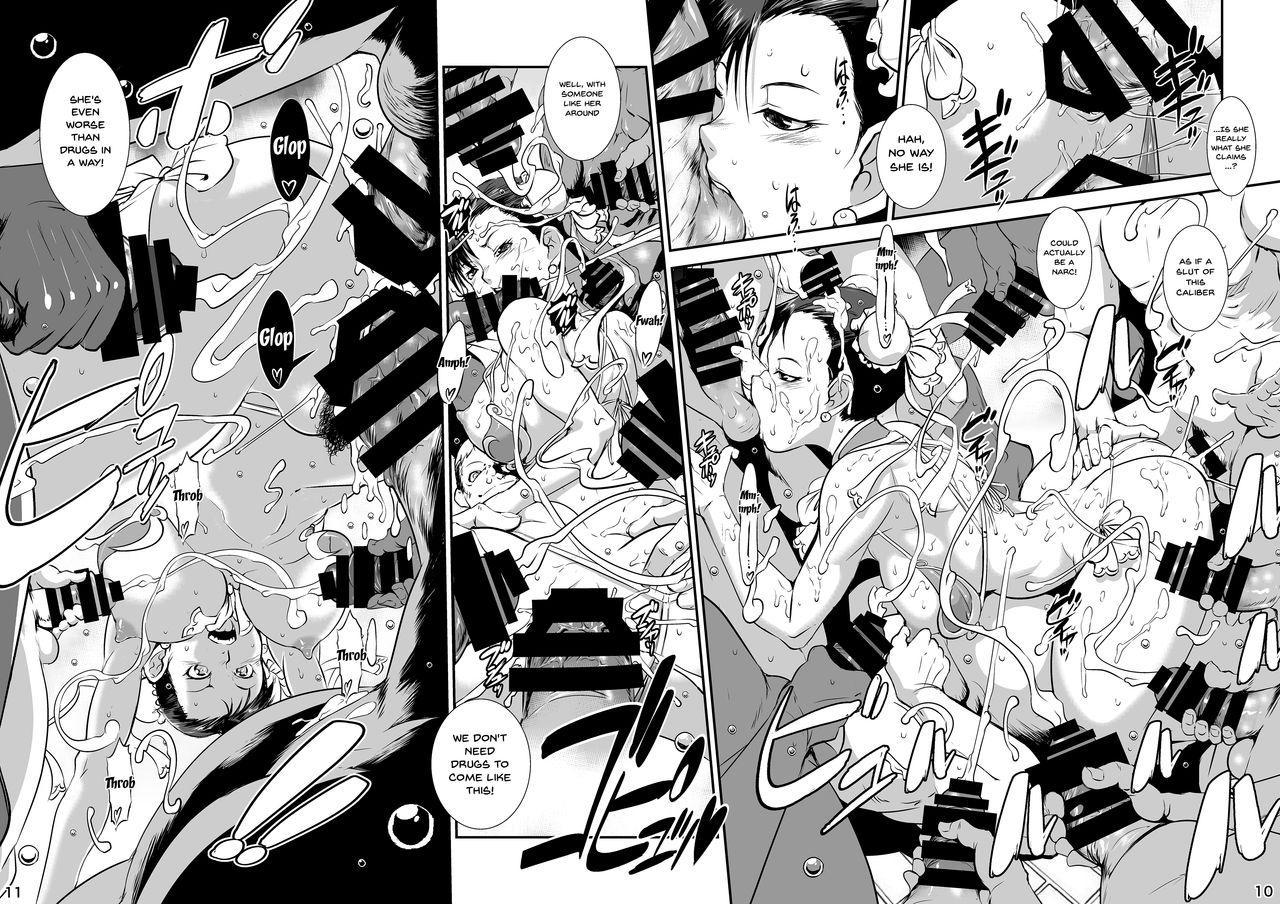 [POWERPLAY (Various)] CAPCOM (& MORE!) VS FIGHTING GIRLS Swimsuit & Gangbang Special (Various) [English] {Doujins.com} [Digital] 7