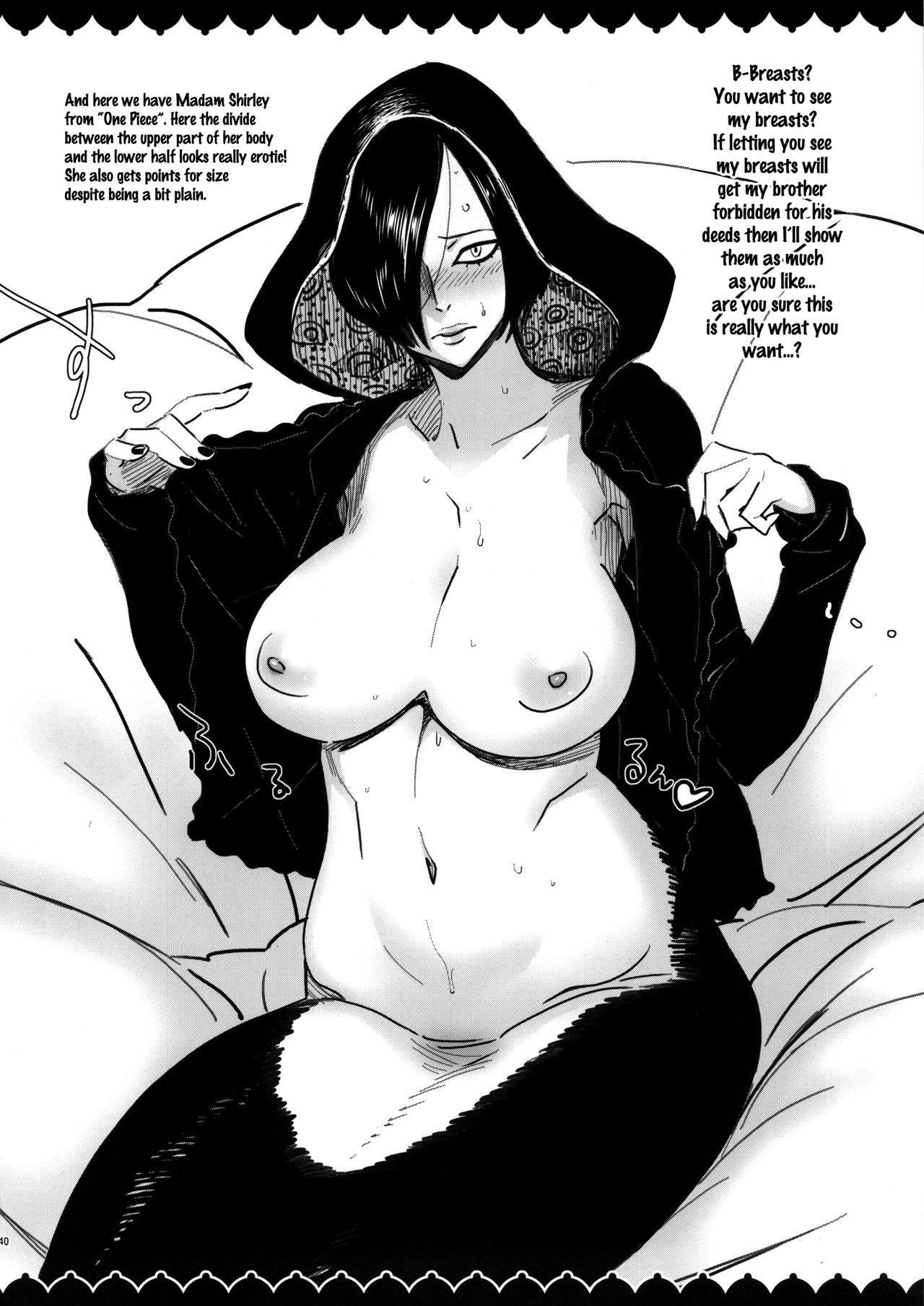 (C90) [Abradeli Kami (Bobobo)] ◯◯-san no Oppai ga Mitai Hon Soushuuhen+ | Boobs (O|O) Book Summary (Various) [English] {Doujins.com} 38