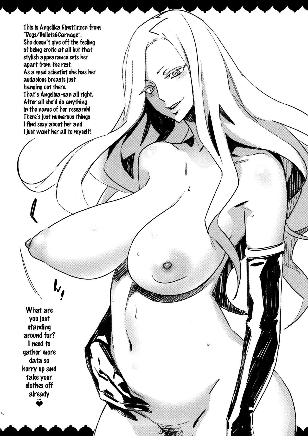 (C90) [Abradeli Kami (Bobobo)] ◯◯-san no Oppai ga Mitai Hon Soushuuhen+ | Boobs (O|O) Book Summary (Various) [English] {Doujins.com} 44