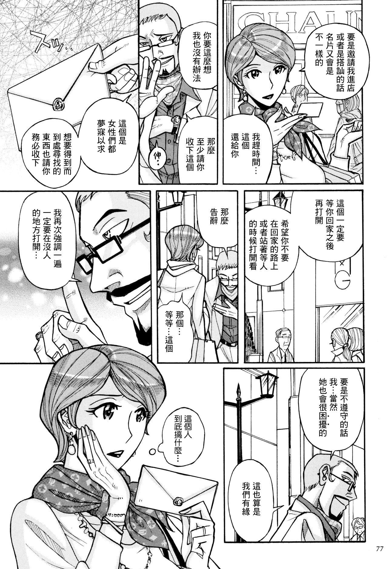 Hitozuma Hishuu Perfume Somurie | 人妻秘臭 香水·調配師 2