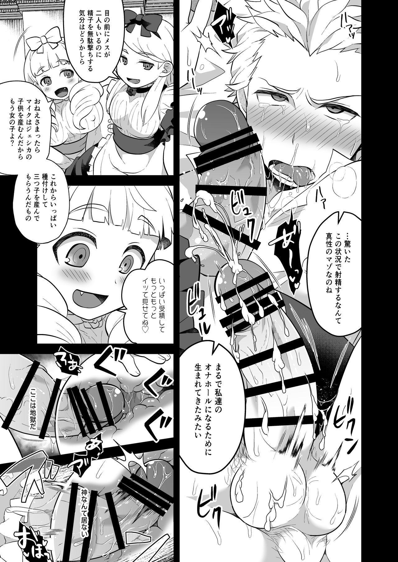 Onee-sama, Kore ga Hoshiino 14