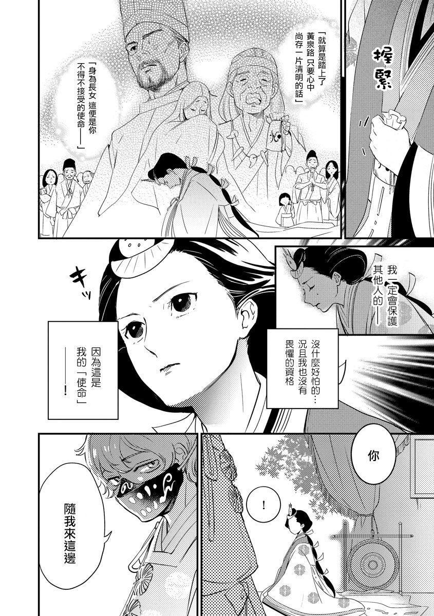 Oeyama suimutan utsukushiki oni no toraware hime | 大江山醉夢逸話 美麗的鬼與被囚禁的公主 Ch. 1-8 12