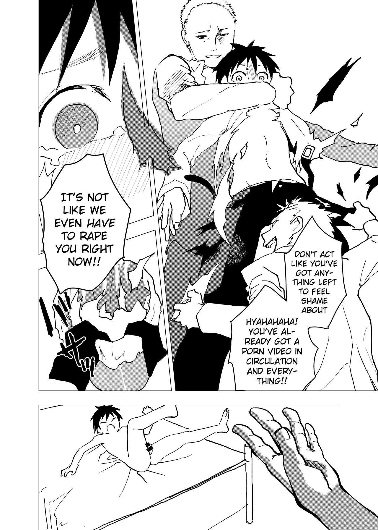 Ibasho ga Nai node Kamimachi shite mita Suterareta Shounen no Ero Manga   A Dirty Manga About a Boy Who Got Abandoned and Is Waiting for Someone To Save Him Ch. 5 23
