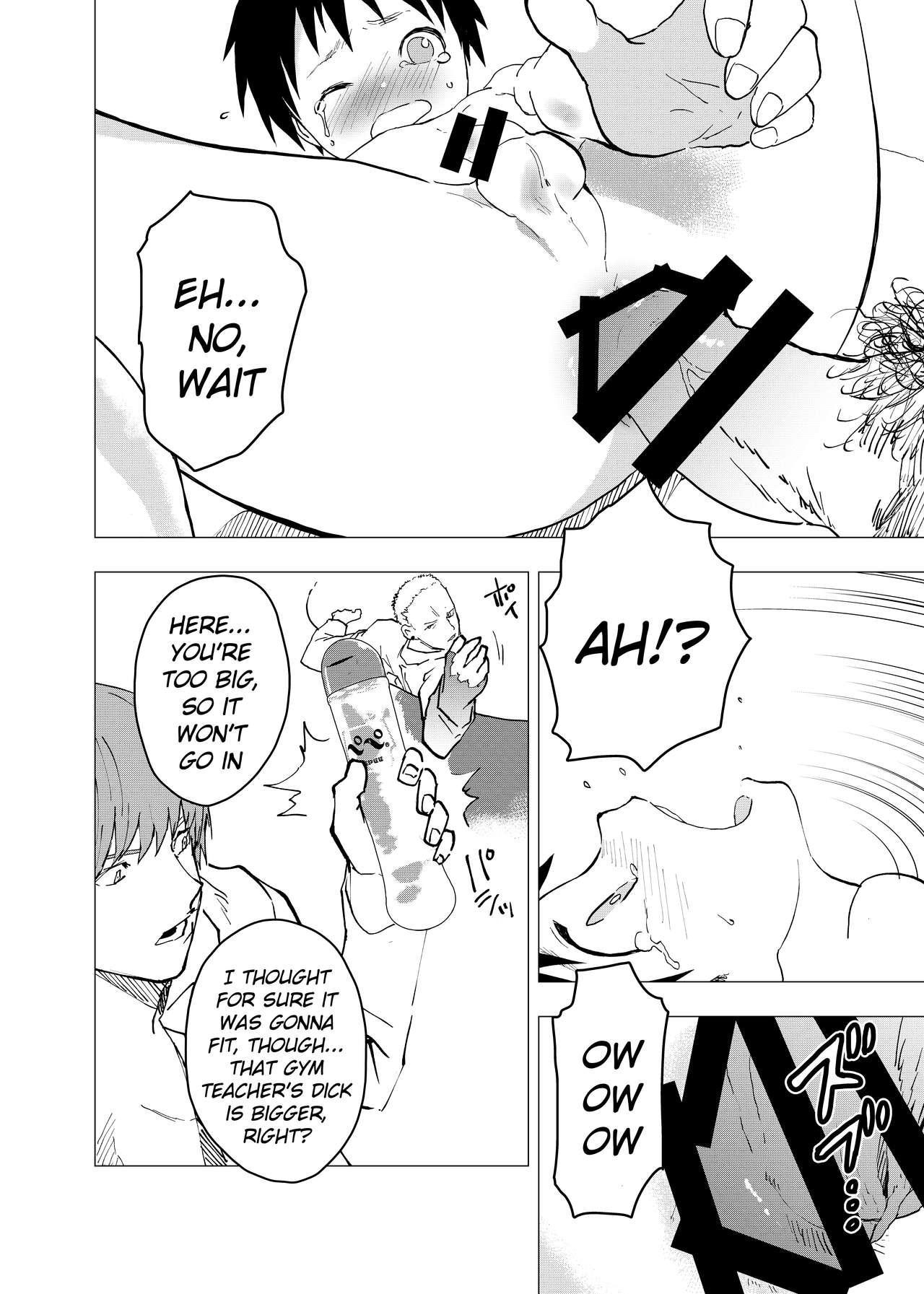 Ibasho ga Nai node Kamimachi shite mita Suterareta Shounen no Ero Manga   A Dirty Manga About a Boy Who Got Abandoned and Is Waiting for Someone To Save Him Ch. 5 25
