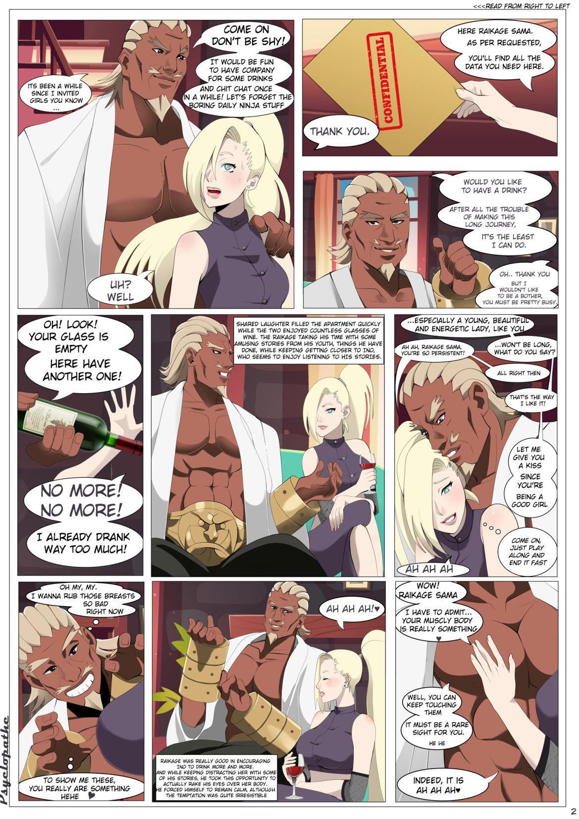 ]CM - manga commission R18(Naruto] 2